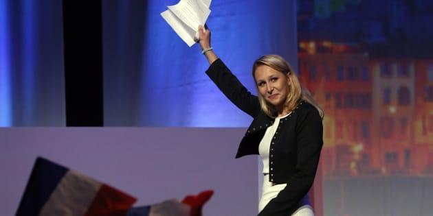Marion Maréchal Le Pen, invitée d'honneur d'une conférence conservatrice à Washington