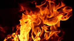 Four Children Charred To Death In Fire In