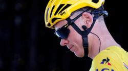 Chris Froome écarté du Tour de France par les