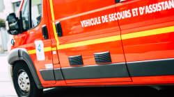 Un incendie dans un immeuble à Saint-Denis fait deux blessés