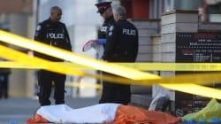 Piétons happés à Toronto: deux kilomètres jonchés de cadavres et de