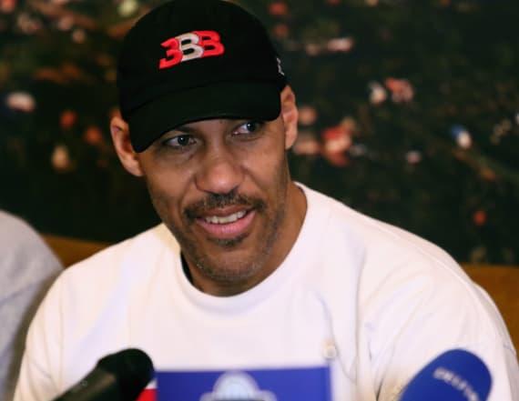 LaVar Ball's basketball league silent on bully coach