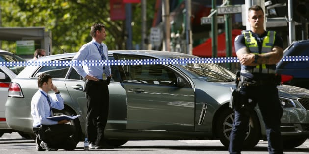 Dimitrious Gargasoulas has been charged over the deadly rampage on Melbourne's Bourke Street.