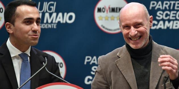 """Luigi Di Maio: """"La moglie di De Falco ha detto che non"""