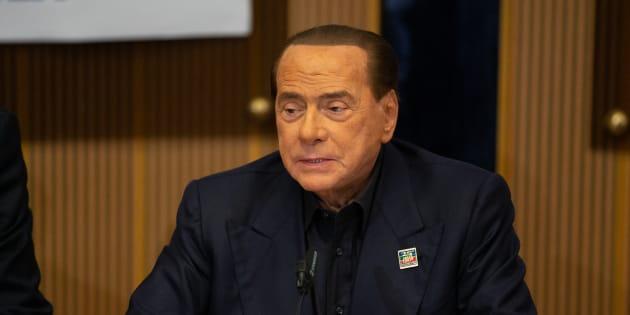 """Silvio Berlusconi: """"Con il M5s al governo,l'Italia mi rimpiange"""""""