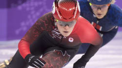 Canadian Speedskater Kim Boutin Scores Bronze