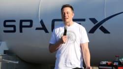 Elon Musk songe à des bases sur d'autres planètes pour sauver