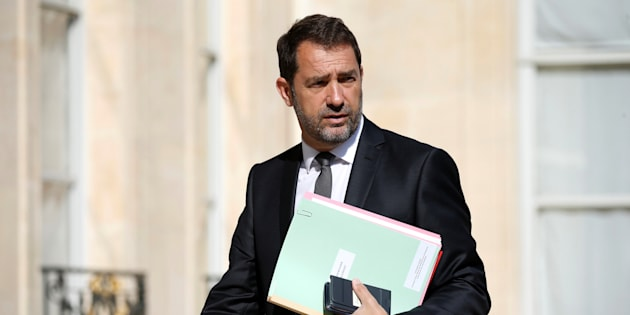 Le porte-parole du gouvernement Christophe Castaner joue très gros lors de ces législatives.