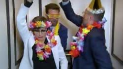 Girauta se arranca a bailar de fiesta en el Intermedio: