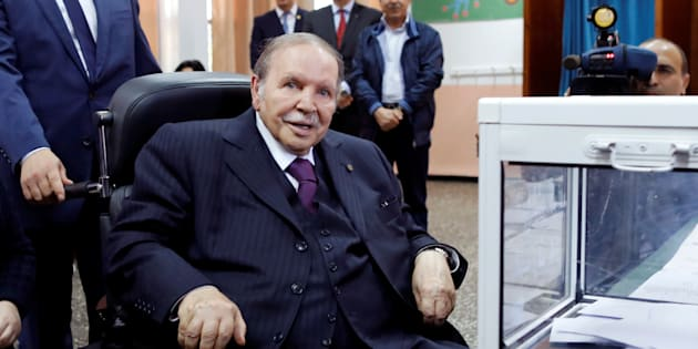 PRESIDENTIELLE 2019 : Le Président Bouteflika candidat du FLN