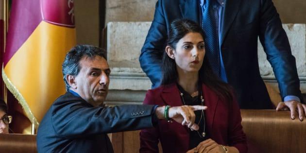Virginia Raggi archiviata dal Tribunale di Roma per la nomin