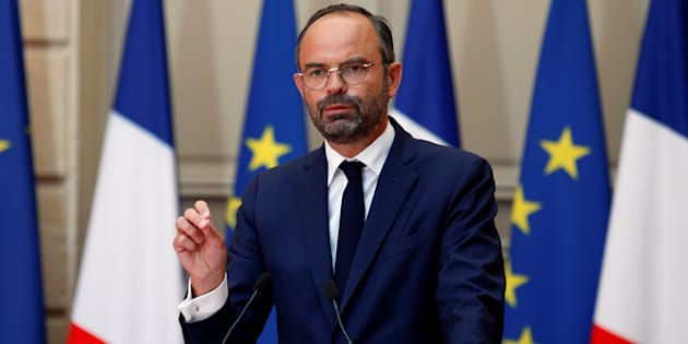 Édouard Philippe (ici le 30 mai à l'Élysée) à la DGSI pour présenter un nouveau plan antiterroriste.