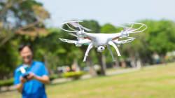 Una società giapponese ha inventato un drone per costringere gli impiegati a smettere di