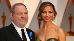 Georgina scioccata per le molestie del suo Harvey Weinstein.