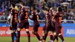 El Barcelona gana su 25ª Liga y su octavo