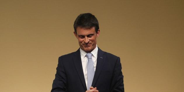"""Second tour législatives 2017: Serge Dassault appelle à voter Manuel Valls """"contre les Insoumis"""""""
