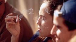 El cerebro de los adolescentes cambia con una pequeña cantidad de consumo de marihuana: