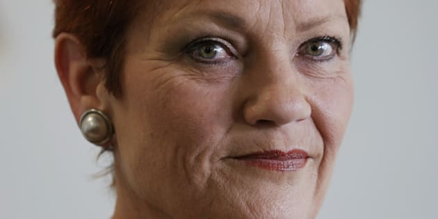 Pauline Hanson wants Julian Assange to be pardoned.