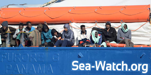 Dodici giorni a bordo della Sea Watch 3