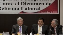 Barbosa niega hacerle ojitos a López Obrador para contender en