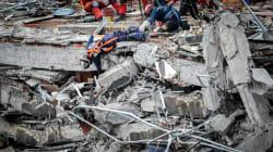 Rescatan último cuerpo del edificio de Álvaro