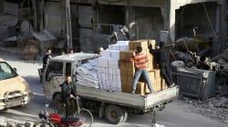 Le chef de l'ONU appelle à rouvrir l'accès aux convois d'aide en