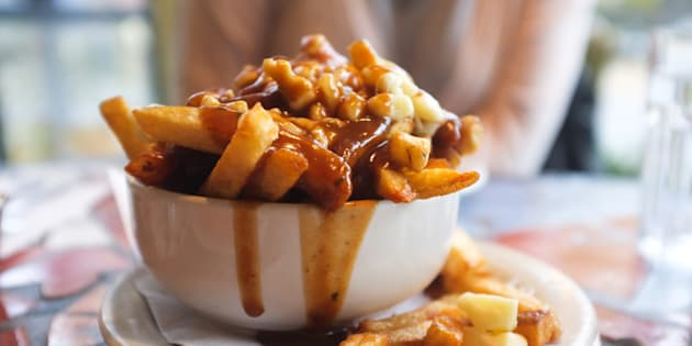 A Montreal-area restaurant is leveraging the classic Quebec dish as an incentive against drinking and driving.