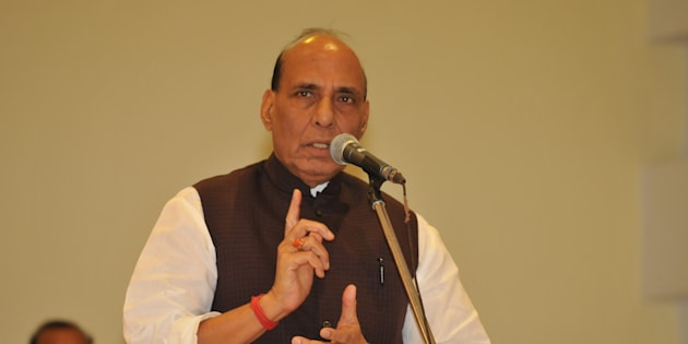Infiltration down by 45 % after surgical strikes: Rajnath Singh