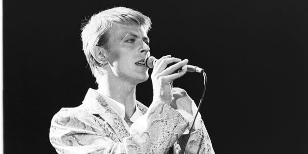David Bowie is among some of the  international acts featured.