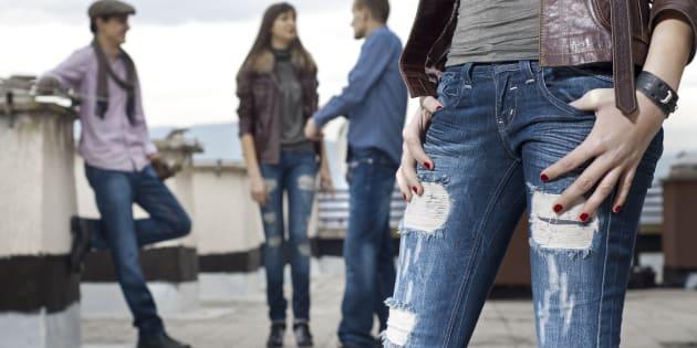 Por qué los jeans rotos nunca pasarán de moda   HuffPost ...