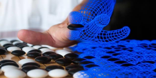 En 3 jours, l'intelligence artificielle de Google a appris le jeu de Go et battu la machine qui a détrôné l'homme