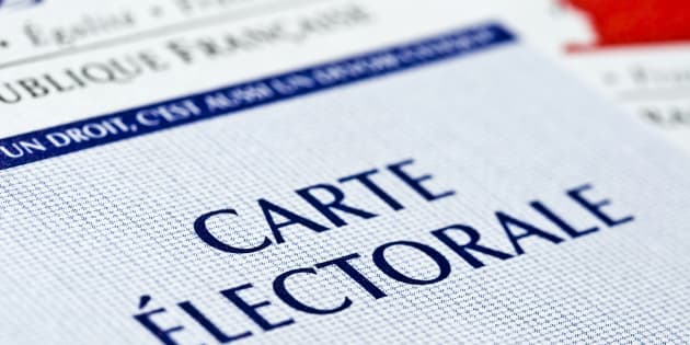 Carte électorale (illustration)
