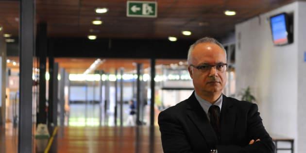 Enoch Albertí, decano de la Facultad de Derecho de la Universidad de Barcelona, y uno de los expertos que actuará como Sindicatura.