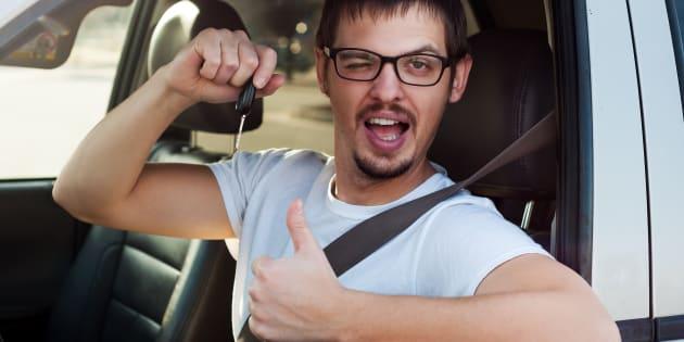 Le permis de conduire, ce précieux sésame qui changerait ma vie.