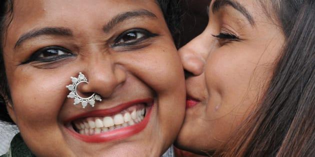 La comunidad LGBTQ en la India celebró el 6 de septiembre pasado la derogación de una ley que penalizaba la homosexualidad en el país asiático.