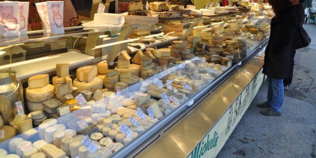 Farmers market, France.
