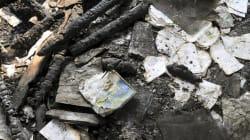 Another School Set On Fire In Jammu & Kashmir's