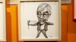 Rogelio Naranjo, el maestro de la caricatura