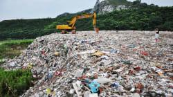La Chine ferme sa poubelle, panique dans les pays