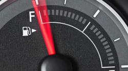 Oui, le prix de l'essence a encore monté ce