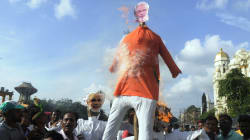 Grooms On Horses And Politicians On Scooters: How Kerala Protested Petrol Price