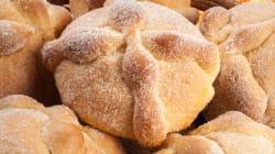 El mejor pan de muerto que probarás en