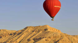 Egypt Detains Four Over Hot Air Balloon Crash That Killed A South African
