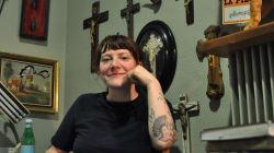 BLOG - Lisa Fuchs est bien plus qu'une tatoueuse, c'est une décoratrice et une