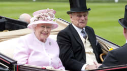 The Queen And Prince Philip Mark Rare And Historic Milestone This