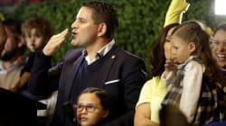 El candidato evangélico Fabricio Alvarado va a segunda vuelta en Costa