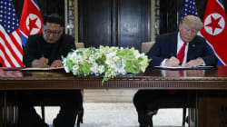 Pour le sommet Trump-Kim, où en sont les engagements signés en juin