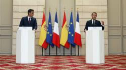 Macron favorable à des sanctions financières contre les pays de l'UE qui refusent d'accueillir les