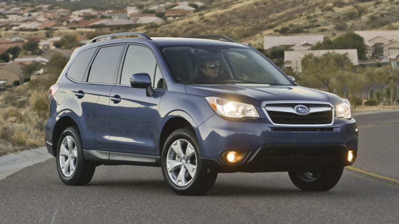 Report: Oil-burning engines a problem for Subarus, Acuras, Audis, more