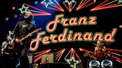 「Mステ」にフランツ・フェルディナンドが初登場 通訳はJUJU